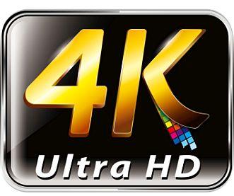 logo 4K ultra HD HDMI