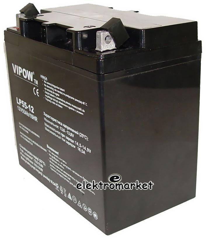 akumulator AGM VIPOW BAT0223