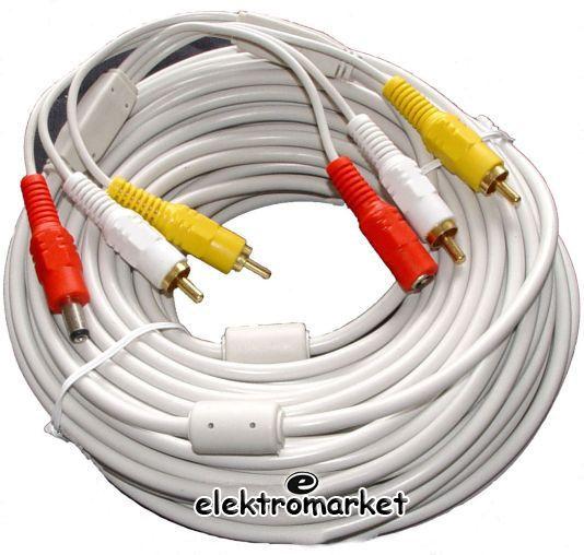kabel CCTV 10 m