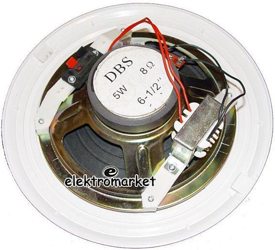 Głośnik sufitowy DBS-016A bez kosza