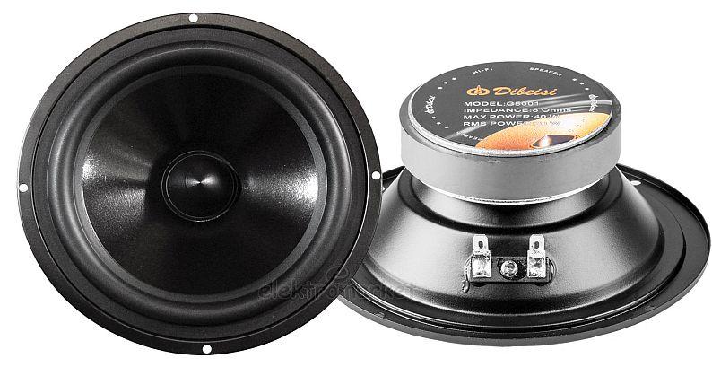 dwa głośniki G5001