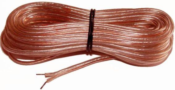 kabel głośnikowy 0.75 mm 5m długości DO NAGŁOSNIENIA NA SAMOCHÓD