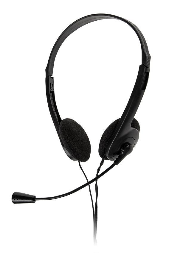 Słuchawki Quer z mikrofonem KOM0598