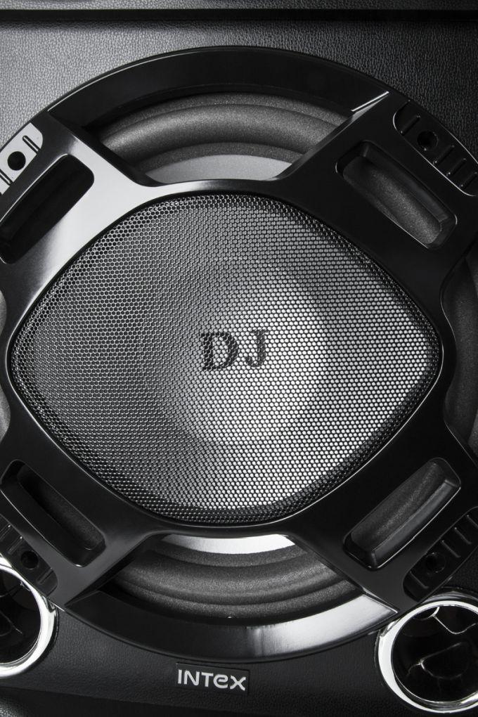 Zestaw nagłośnieniowy Intex DJ-220K SUF subwoofer