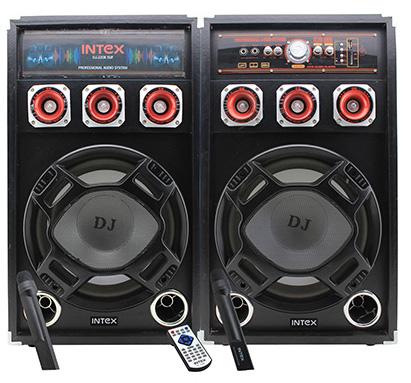 Zestaw nagłośnieniowy Intex DJ-220K SUF