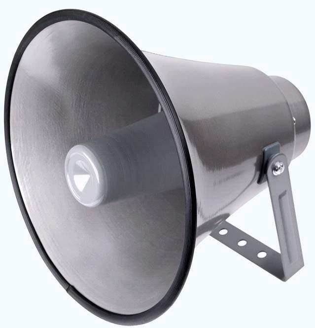 megafon tubowy 25cm HT60358