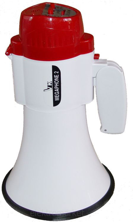 megafon VK MG2 składany uchwyt