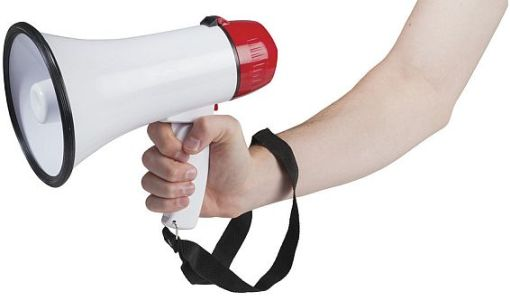 megafon ręczny, tuba, DH-08