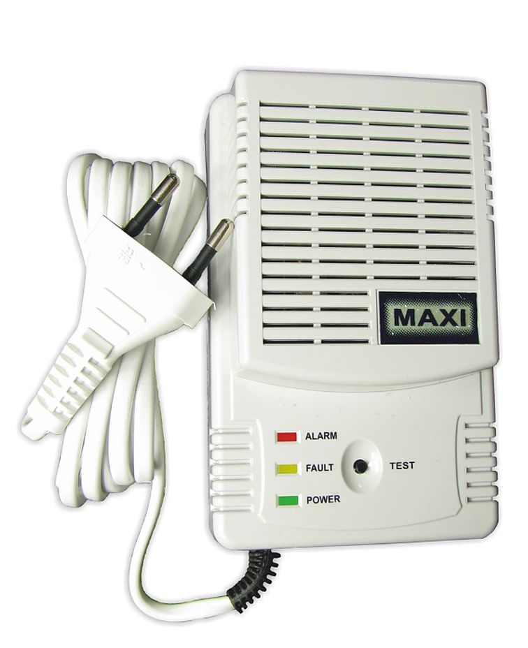czujnik czadu maxi K-CO detektor CO
