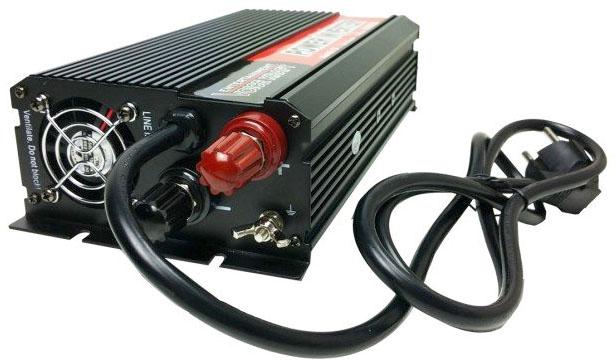 przetwornica 230V na 12V 1000W Voice Kraft