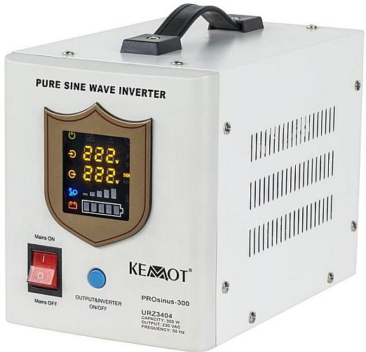Inwertet Kemot Pro Sinus URZ3404 - front