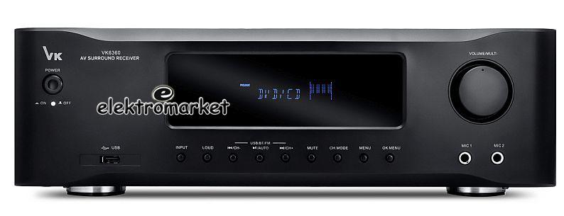 Amplituner VK6360 front