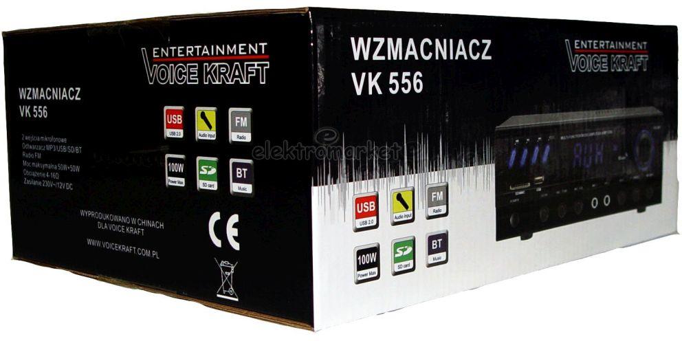 wzmacniacz VK556 box