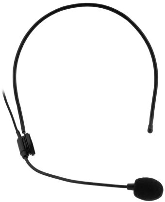 mikrofon bezprzewodowy nagłowny UHF VK-640