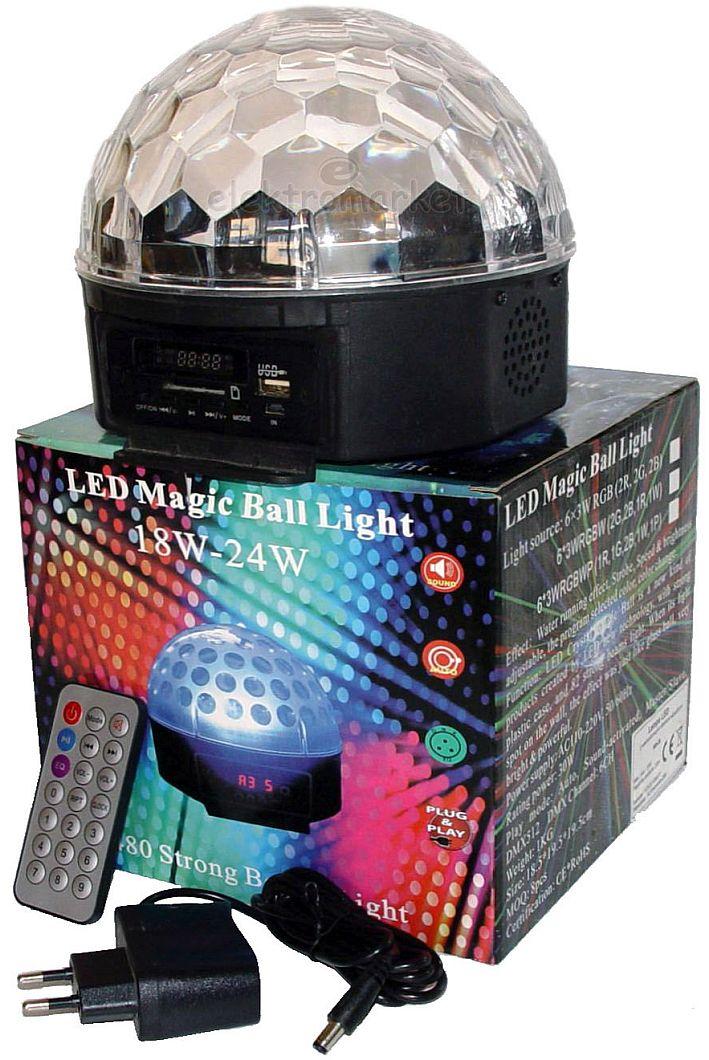 Lampa-LED-MB08 disco ball light