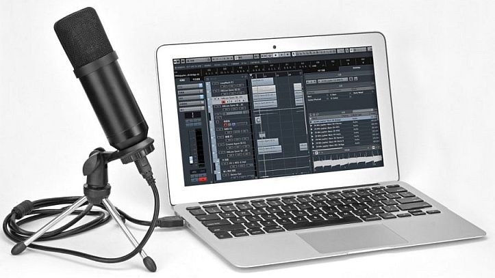 mikrofon studyjny do komputera USBMIC1