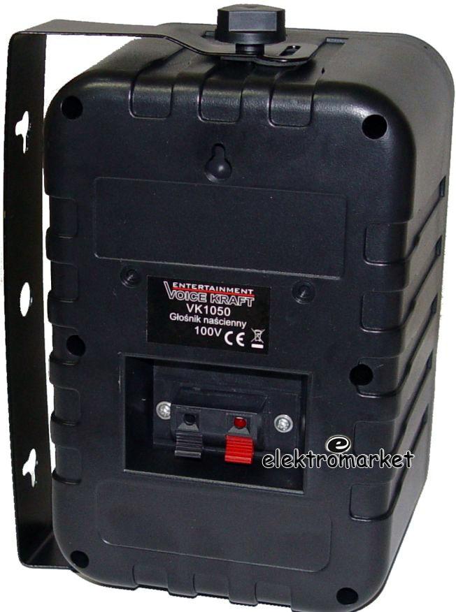 głośnik radiowęzłowy 100V VK-1050 z uchwytem