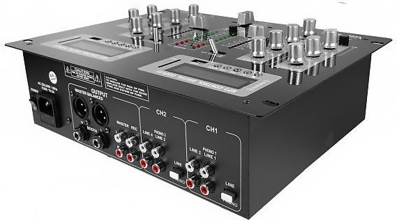 Voice Kraft mikser VK2060BT 2 x USB, BT, LCD