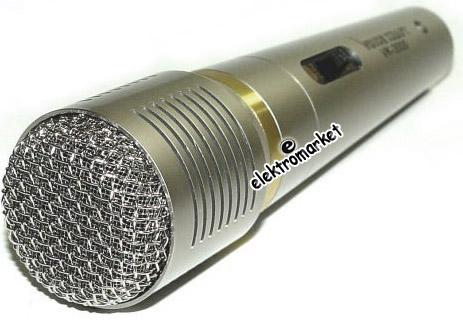 mikrofon VK-3000 z przodu