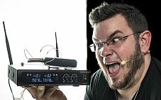 recenzja mikrofonu VK 670B na YouTube