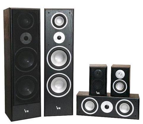 Kolumny VK-7820 5.0 black