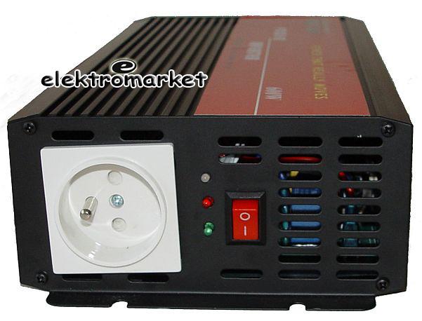 inverter VK 600 SPI 12V-230V front