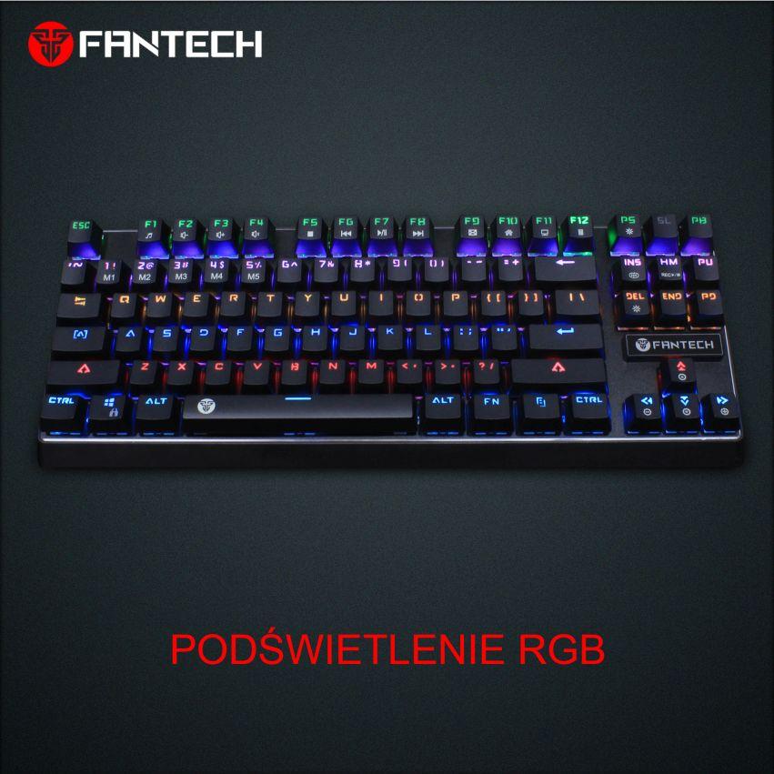 klawiatura Fantech MK871 podświetlane przyciski