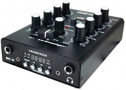 mikser audio VK-500BT półprofil