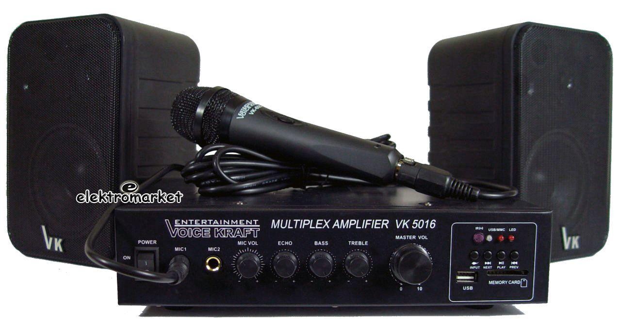nagłośnienie lokalu publicznego P.A. wzmacniacz głośniki mikrofon