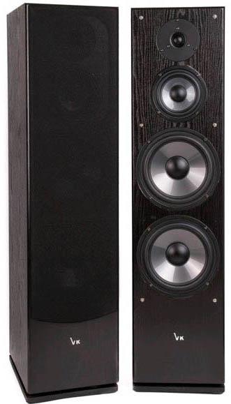 kolumny podłogowe Voice Kraft VK 6300 czarne