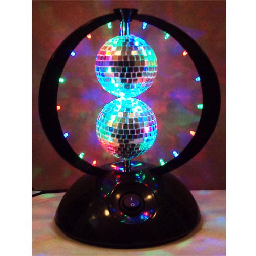 lampa disco MBL 03-2 - ledy