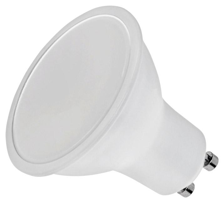Lampa LED 8W GU10, 3000K, 230V