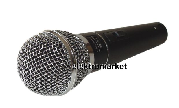 mikrofon DM-604 MIK0003 od zestawu mobilnego nagłośnienia samochodu