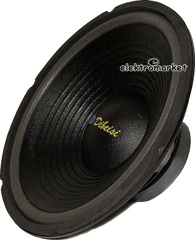 głośnik niskotonowy 30 cm G 1202 widok z boku