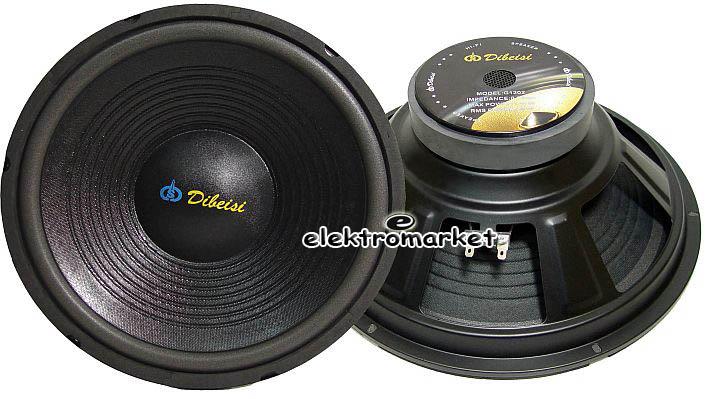 dwa głośniki Dibeisi G 1202