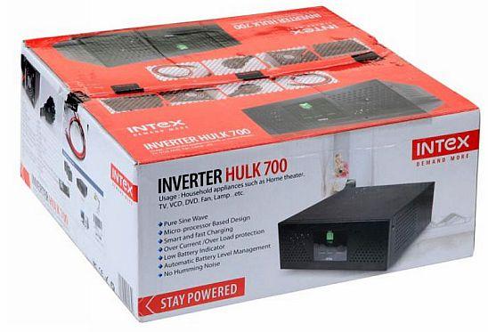 przetwornica Intex KOM0229 awaryjne zasilanie - box