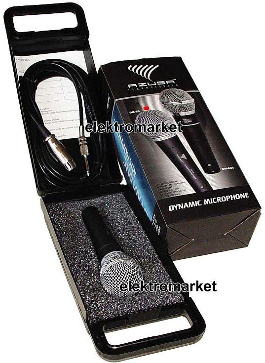 mikrofon Azusa DM-80 MIK2024 komplet