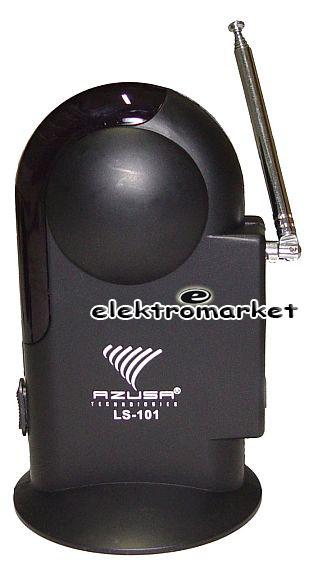 odbiornik mikrofonu bezprzewodowego do ręki - naglosnienie mobilne