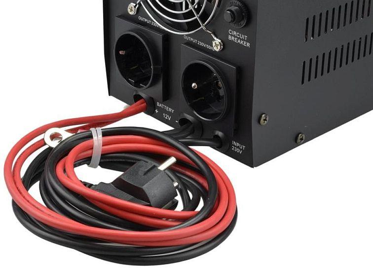 URZ3406 awaryjne zasilanie CO Prosinus-700 kable