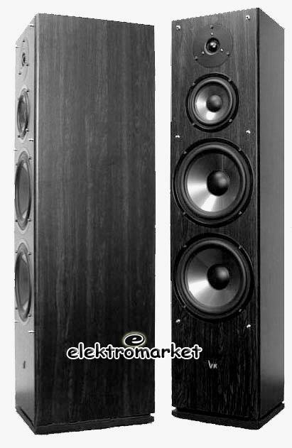 kolumny Voice Kraft VK 6300 czarne