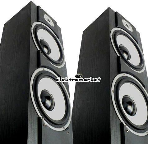 Voice Kraft VK 965B kolumny stereo duże