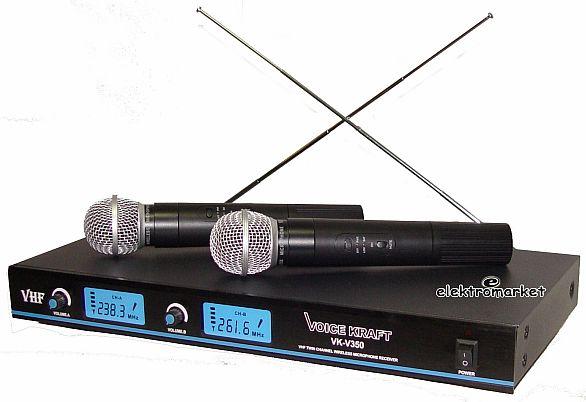 mikrofon bezprzewodowy Voice Kraft VK-350