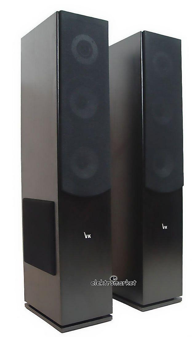 kolumny stereo VK-6900 czarne