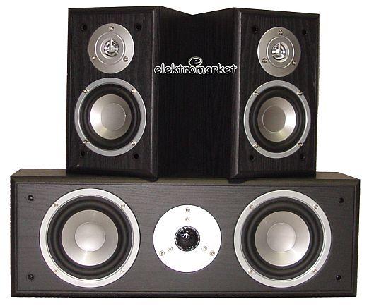 Kolumny 2.1 VK-7820 czarne Voice Kraft