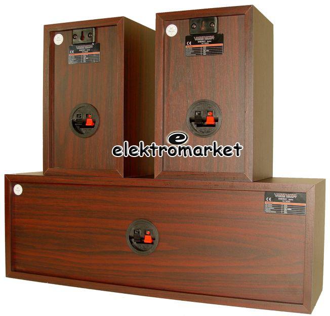 kolumny 2.1 Voice Kraft 7820 z tyłu ( back )