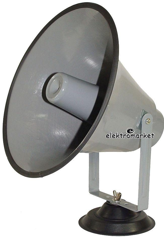 nagłośnienie na auto megafon na magnetycznej podstawie