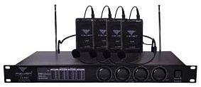 MIK2028C Mikrofon LS-8888 Azusa 4 mikrofony nagłowne