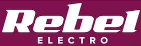 logo REBEL electro