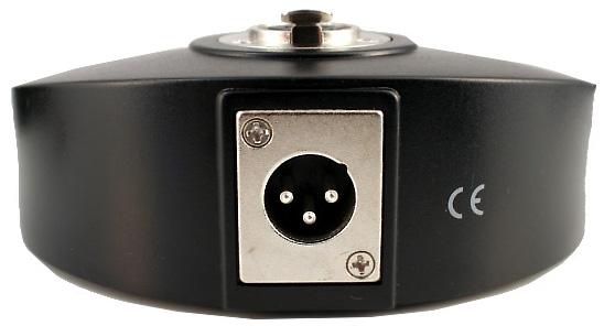 Mikrofon pojemnościowy Azusa MH-802 gniazdo XLR w podstawie