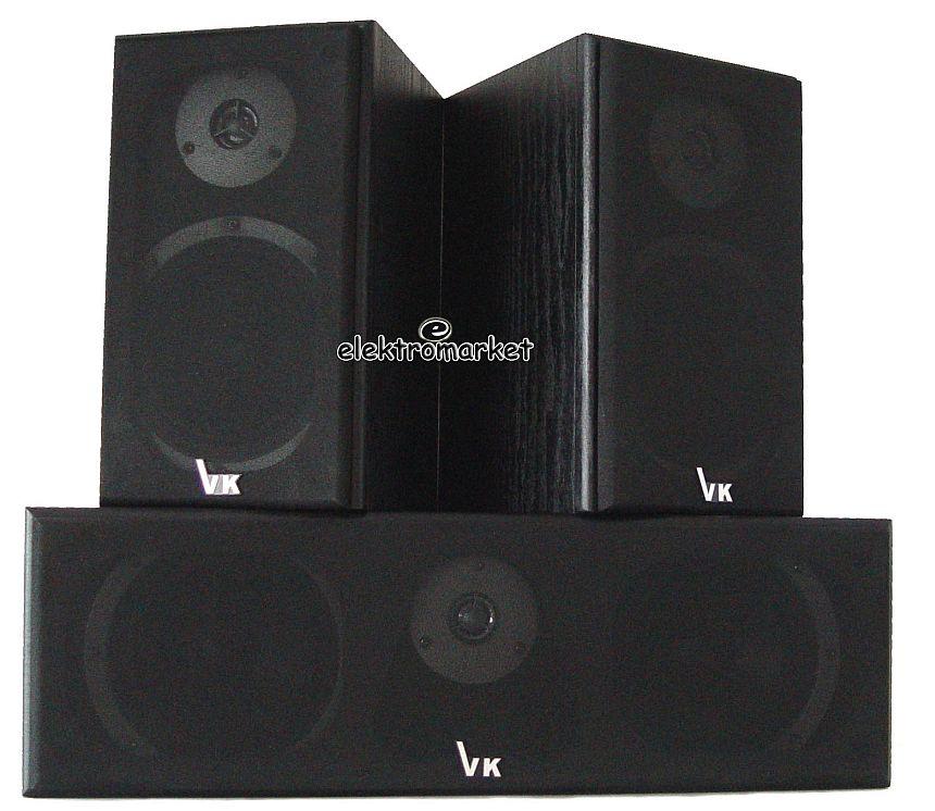 kolumny 2.1 Voice Kraft VK 7620 z maskownicami